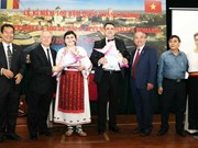 100th Great Union Day of Romania marked in HCM City
