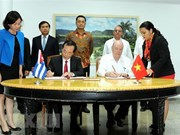 Vietnam-Cuba Inter-Governmental Committee concludes 36th meeting