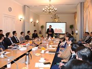Vietnamese intellectuals in Germany urged to further help homeland