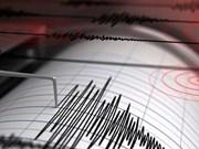 Earthquake strikes off Indonesia's Tanimbar islands