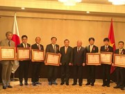First class order bestowed upon Japanese national health centre