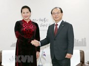 NA leader: RoK visit aims to boost strategic cooperative partnership