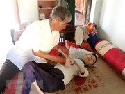 Vietnam, Japan boost coordination in helping AO/dioxin victims