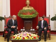 Vietnam treasures relations with UK: Party official