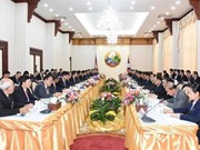 Laos, Cambodia pledge to enhance cooperation