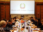 Vietnam, Italy seek effective economic cooperation