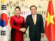 Vietnam's National Assembly keen to develop relations with RoK
