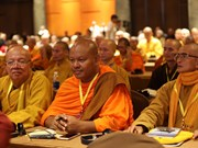 Int'l conference talks values of Truc Lam Buddhist sect