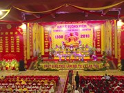 Ceremonies mark 710 years since King-Monk's Nirvana attainment