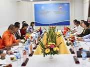 Fronts to work closer towards peaceful Vietnam-Cambodia border