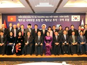 Top legislators of Vietnam, RoK pledge to facilitate trade, investment