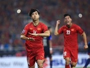 Thai media: Vietnam moves closer to AFF Cup championship title