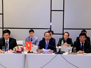 Vietnam steps up anti-drug cooperation with Laos, Cambodia