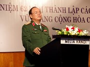 Vietnam's army strengthens solidarity with Cuban armed forces