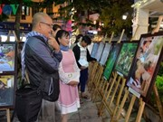 Winners of photo contest on primary healthcare in Vietnam honoured