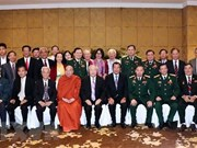 Vietnam, Cambodia promote people-to-people exchanges