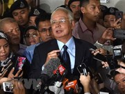Malaysia's former PM Najib Razak arrested