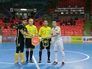 Vietnam qualify for AFC U20 Futsal Championship finals