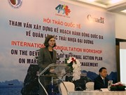 Int'l confab looks to build plan on marine plastic waste management