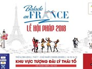 French gastronomy festival to take place in Hanoi