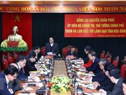 PM urges Hoa Binh to become tourism locality