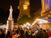 Cua Bac Church to host Christmas market and concert