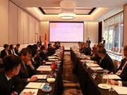 Vietnam, Australia hold first vice-ministerial security dialogue