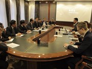 Vietnam, Russia step up cooperation in e-government building