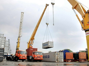 Vietnam's shipment to Cambodia sets new record
