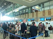 Passengers going through Vietnamese airports exceed 100 million