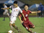 Vietnam beat Myanmar in U21 football tourney in Vietnam