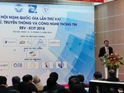 Electronics-communications-IT conference focuses on Industry 4.0
