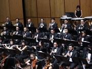 Greek conductor to perform at Christmas concert in HCM City