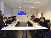 Vietnamese province seeks cooperation opportunities in France