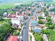 Bac Giang has first new-style rural district