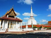 Thailand to register Wat Phra Mahathat as UNESCO World Heritage Site