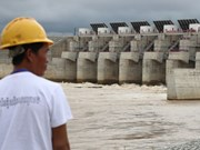 Cambodia inaugurates largest dam to boost grid capacity