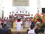 HCM City Christian bible school starts first training programme