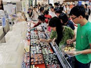 Japanese goods make their own way to enter Vietnamese market