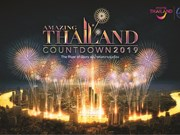 Thai tourism authority hosts Amazing Thailand Countdown 2019