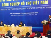 PM requests prioritisation of support industry