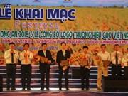 Third Vietnam Rice Festival kicks off
