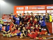 Vietnam win int'l U21 football tournament