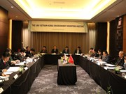 RoK ready to help Vietnam with environmental protection: official