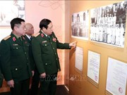 Exhibition features Vietnamese generals in resistance wars