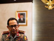 Indonesia arrests suspected militants ahead of year-end holiday