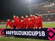 Vietnam remains in FIFA top 100