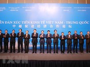 Vietnam, China look to boost economic, trade ties