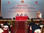 Conference orients foreign investment attraction in Vietnam