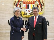 Malaysia, RoK bolster bilateral relations